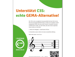 Anzeige – C3S