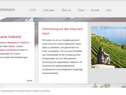Website – Steuerberater