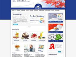 Website – Nahrung / Medizin