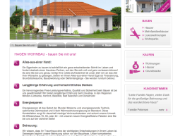 Website – Baubranche