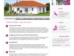 Website – Baubranche