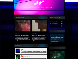 Website – DJ
