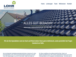 Website – Dachdecker
