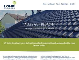 Website – Dachdecker