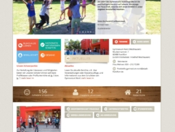 Website Gymnasium