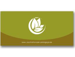 Flyer Psychotherapie Pädagogik