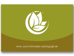 Vistenkarte Psychotherapie Pädagogik